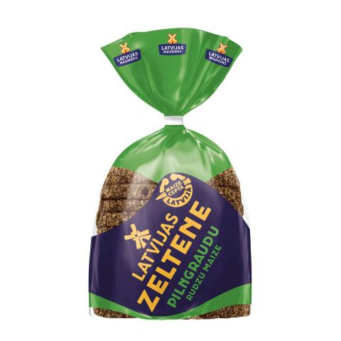 Rudzu maize Zeltene 1/2 sagriezta 390g