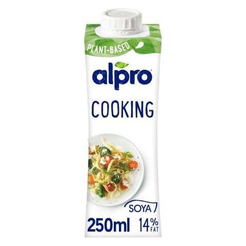 Krēms kulinārijas Alpro sojas 250ml