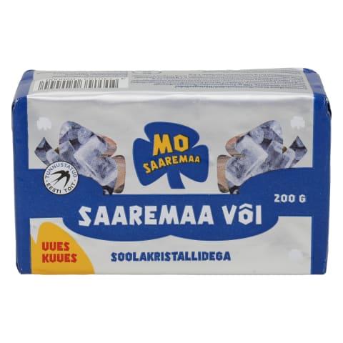 Või soolakristallidega Saaremaa 80% 200g