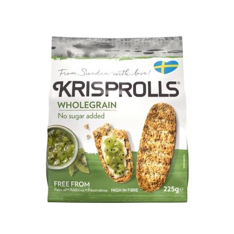 Grauzdiņi Krisprolls  bez cukura  225g