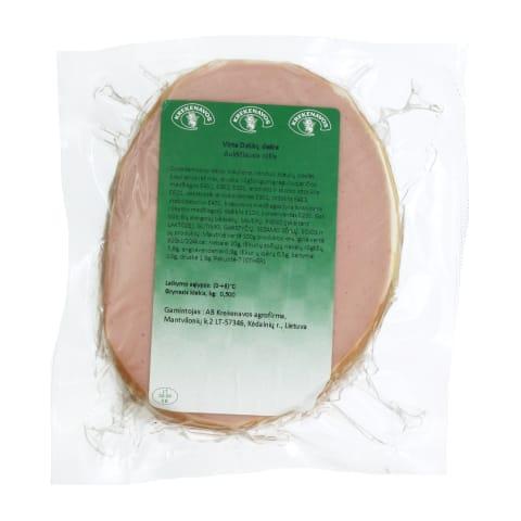 Virta KREKENAVOS DZŪKŲ dešra, a.r., 1kg
