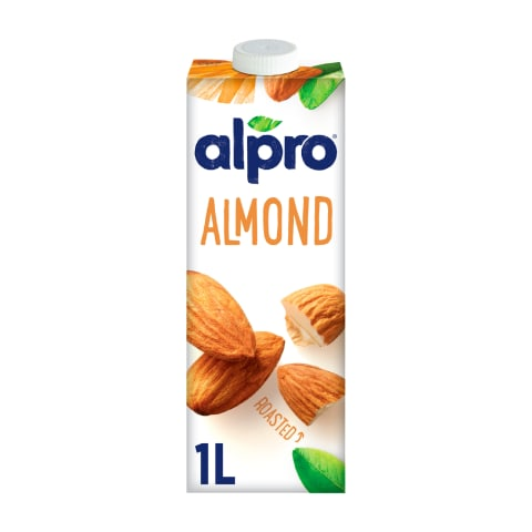Mandeļu dzēriens Alpro ar kalciju 1l