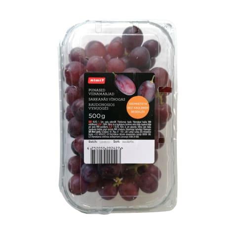Raud. besėklės vynuogės RIMI, 500 g