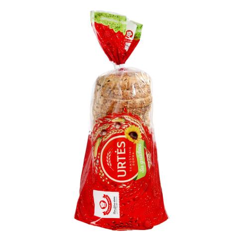 URTĖS sumuštinių duona su grūdais, 470g
