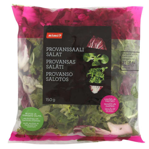 Provansas salāti Rimi 150g