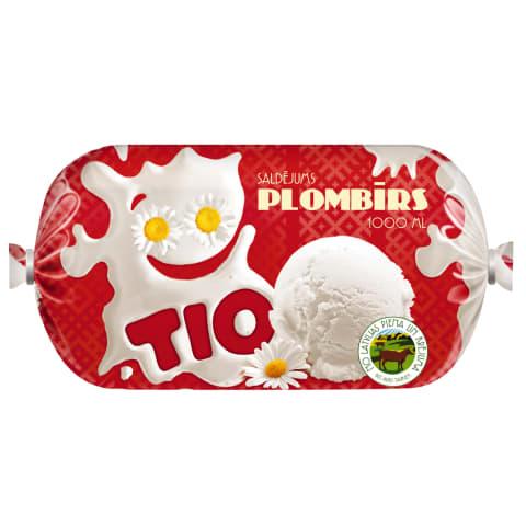 Plombīra saldējums Tio 1l/500g