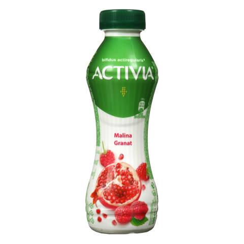 Ger. jogurtas su aviet., granat. ACTIVIA,300g