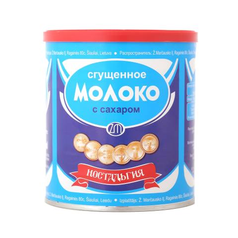 Saldintas sutirštint pienas NOSTALGIJA, 1 kg