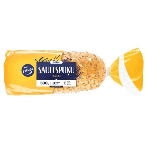 Maize Fazer Dzīvā saulespuķu 500g