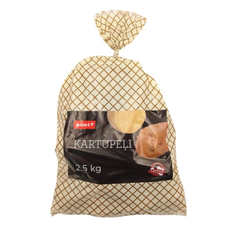 Kartupeļi Rimi 2,5kg