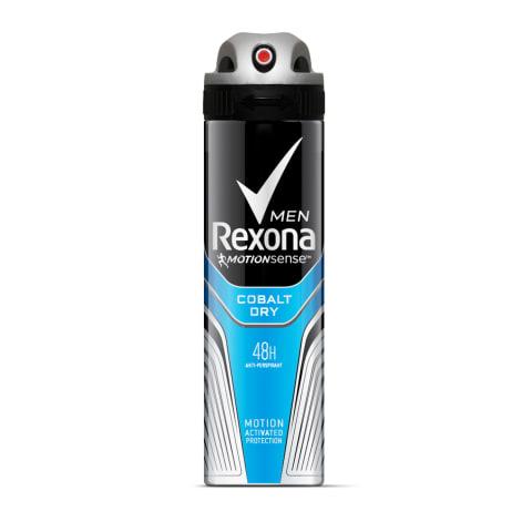 Dezodorants Rexona cobalt vīriešiem 150ml