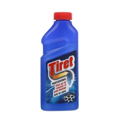 Kanalizacijos vamzdžių valiklis TIRET, 500ml