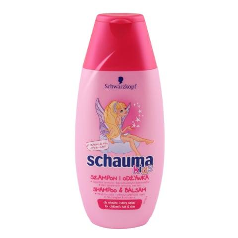 Bērnu šampūns Schauma kids zemeņu 250ml