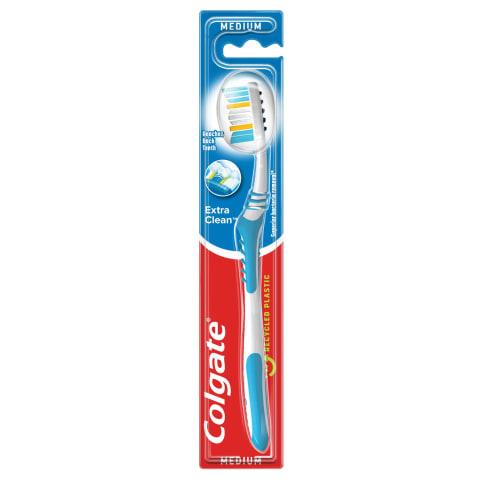 Dantų šepetėlis COLGATE EXTRA CLEAN, 1vnt.