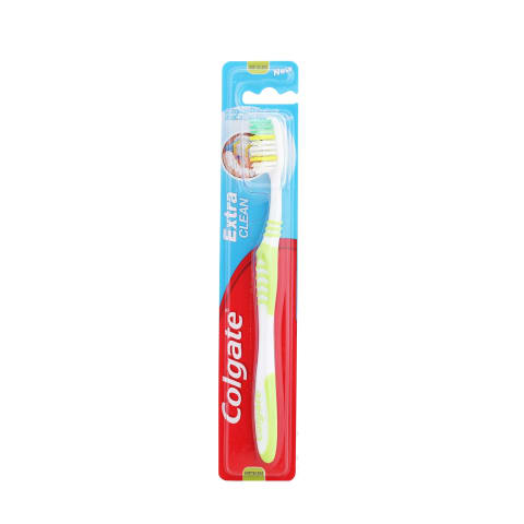 Zobu birste Colgate extra clean vidēji mīksta