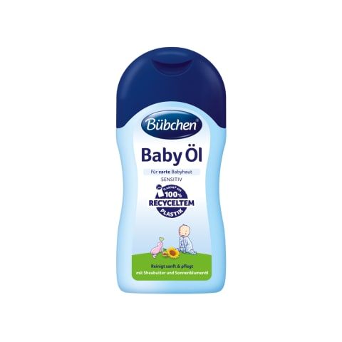 Eļļa bērniem Bubchen 200ml