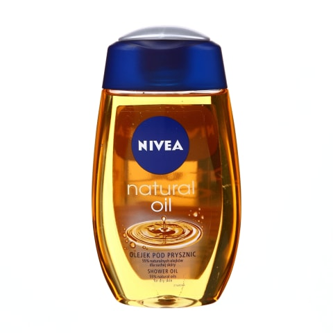 Prausimosi aliejus NIVEA NATURAL OIL, 200ml