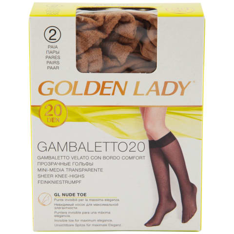 Põlvikud Golden Lady Geo. 20den melon 2p