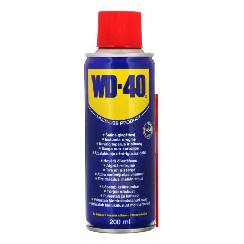 Speciālā eļļa 200ml aerosols Wd-40