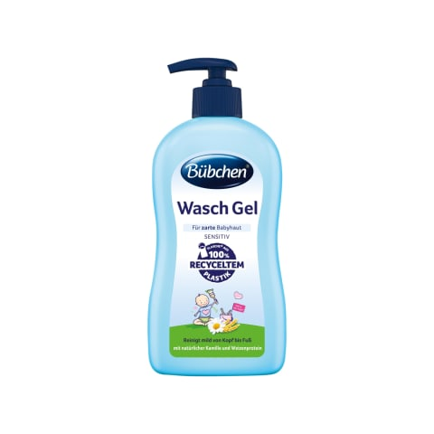 Dušas gēls Bubchen 400ml