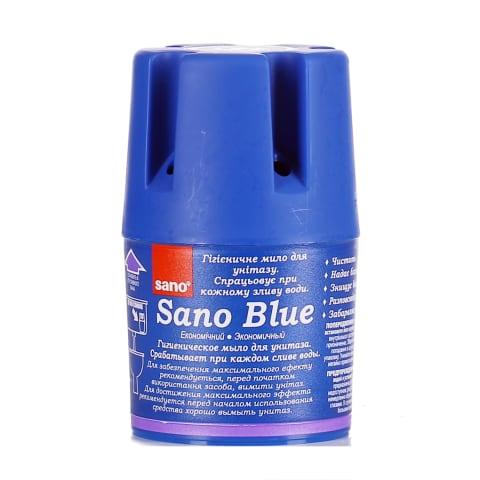 Tualetes atsvaidzinātājs Sano Blue 150g