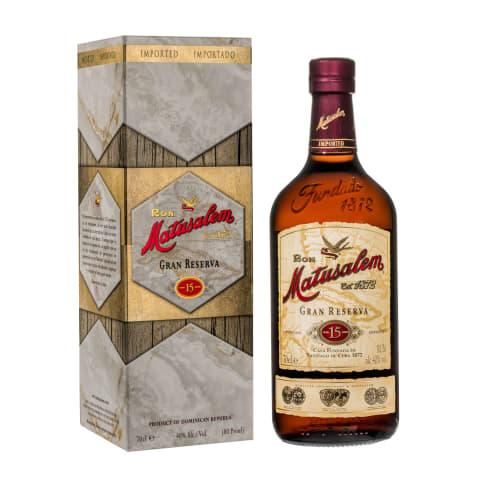Rums Matusalem GR Rese 15YO 40% 0,7l