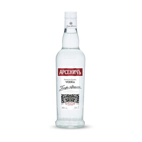 Degvīns Arsenič 40% 0,7l