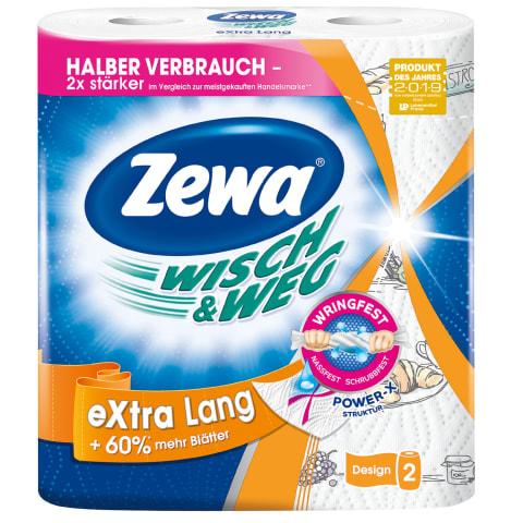 Pop.rankšluos.EWA W&W EXTRA LANG, 2sl., 2rit.