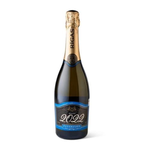 Dz.v. Rīgas Šampan.pussausais 11% 0,75l
