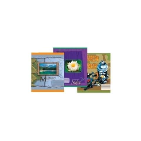 Klade Unipap A5 203x170mm rūtiņu 60lpp