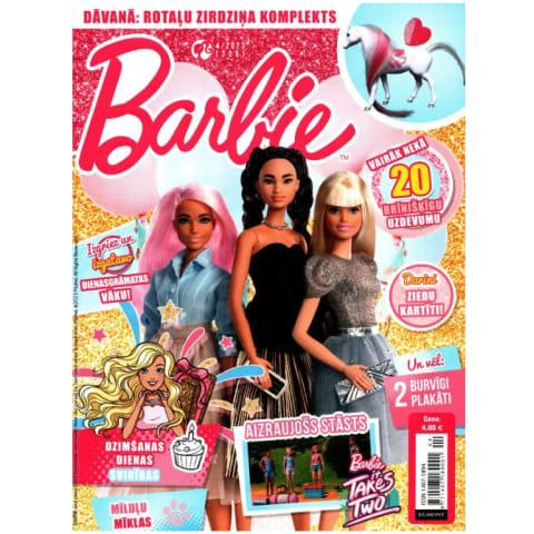 Žurnāls Barbie Lat