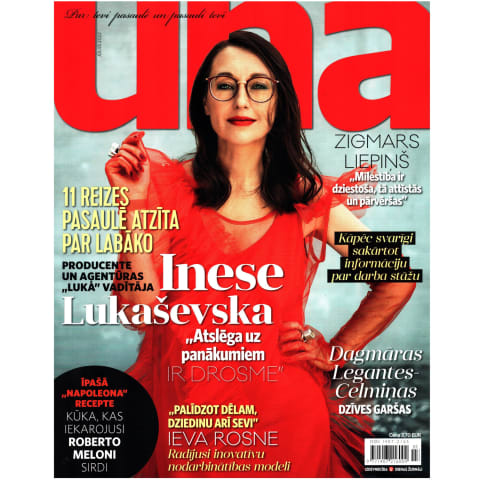 Žurnāls Una