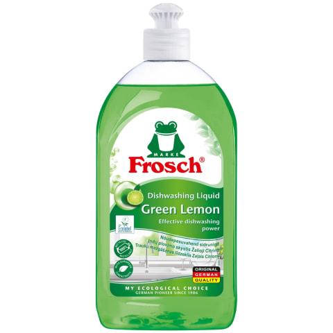 Mazg. līdz. traukiem Frosch citronu 0,5l