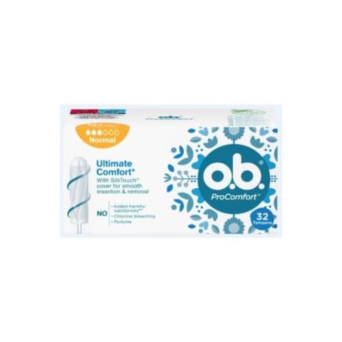 Hig.tamponi Ob procomfort normal 32gb