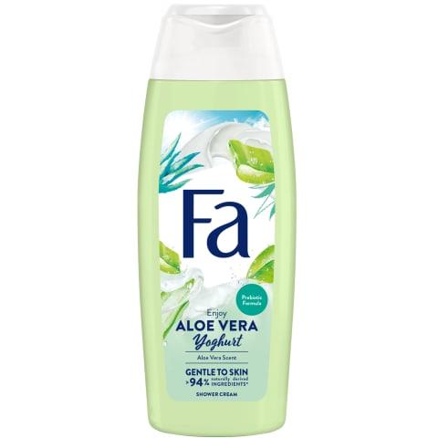 Dušigeel Fa jogurti-aaloe 250ml