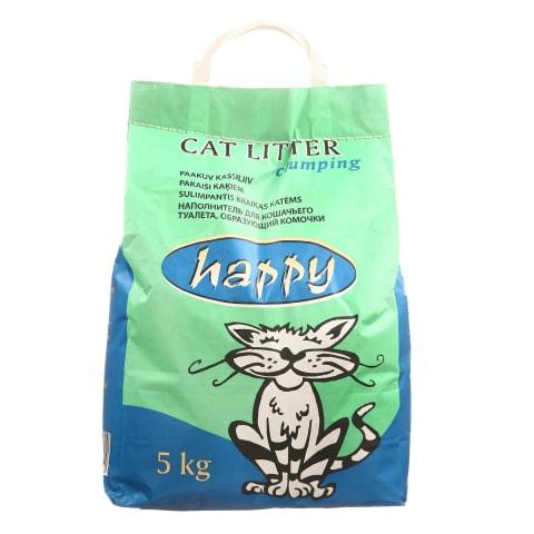 Kačių kraikas HAPPY, 5 kg