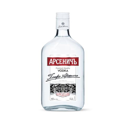 Degvīns Arsenič 40% 0,2l