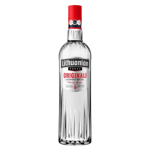 Originali degtinė LITHUANIAN, 40 %, 0,7 l