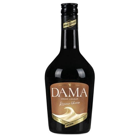 Kremo likeris DAMA, 17 %, 0,5 l