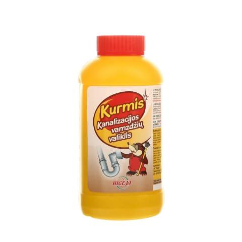 Gr. kanalizac. vamzdžių valiklis KURMIS, 500g