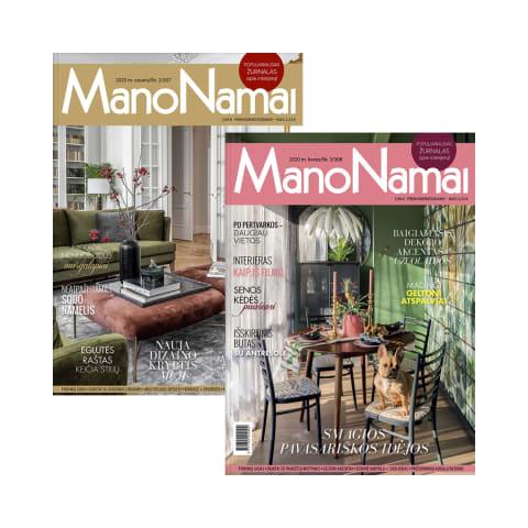Žurnalas MANO NAMAI