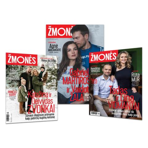 Žurnalas ŽMONĖS