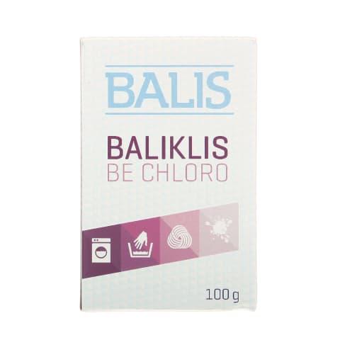Užuolaidų baliklis BALIS 100g