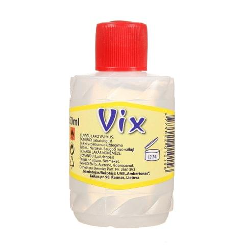 Nagų lako valiklis VIX, 50ml