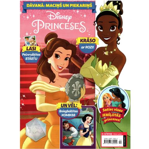 Žurnāls Princeses, Disney