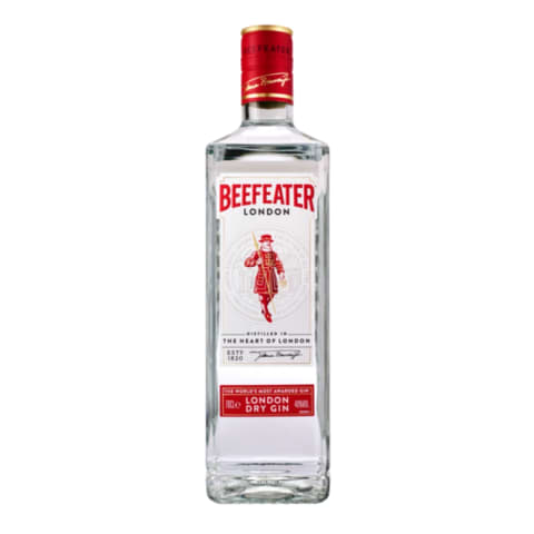 Džinas BEEFEATER London Dry Gin, 40%, 0,7l