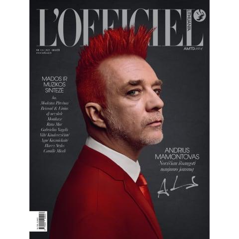 Žurnalas L'OFFICIEL LITHUANIA