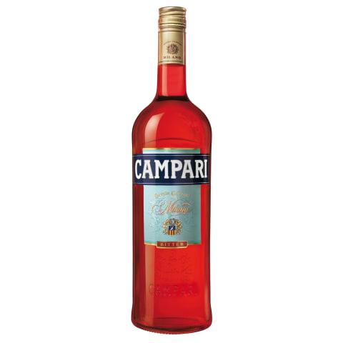 Kartaus sk.spirit.gėr.CAMPARI, 25 %, 0,7 l