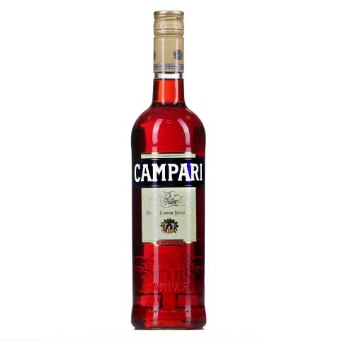 Alkoholisk. dzēriens Campari Bitter 25% 0,7l