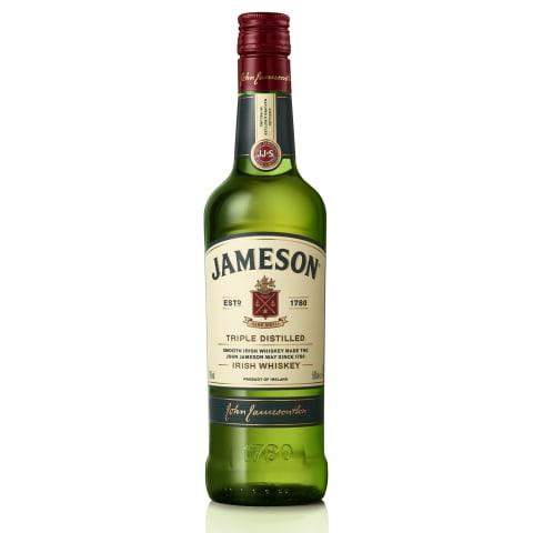 Viskijs Jameson 40% 0,5l